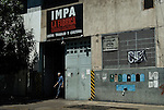 IMPA is a historical aluminum factory in Buenos Aires, recovered, that is occupied, by the workers in 1998. Years of struggle to restore the economic balance and resistance against numerous attempts by the police to throw them out, has finally lead to the legal allocation of the production management to the factory workers today united in a cooperative..Despite the huge economical challange, the workers of IMPA have managed to create a cultural centre of great importance for the neighbourhood, Almagro, including free high school and workers university, a health center and a variety of daily cultural activities like theater, music, dance and writing workshops.
