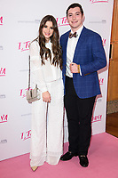"Brooke Vincent and Matej Silecky<br /> arriving for the ""I, Tonya"" premiere at the Curzon Mayfair, London<br /> <br /> <br /> ©Ash Knotek  D3377  15/02/2018"