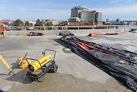Boathouse at Canal Dock Phase II   State Project #92-570/92-674 Construction Progress Photo Documentation No. 08 on 21 February 2017. Image No. 16