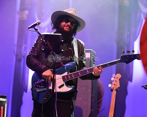 HOLLYWOOD FL - JANUARY 21: 40th Anniversary of The Last Waltz concert at the Seminole Hard Rock Hotel & Casino on January 21, 2017 in Hollywood, Florida. Credit: mpi04/MediaPunch