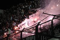 Buenos Aires Argentina 27 de Junio FINAL COPA LIBERTADORES Boca Juniors vs Corinthians por partido<br /> de ida valido por la final de la copa libertadores de america jugado en el estadio &quot;la bombonera&quot; de Buenos Aires.