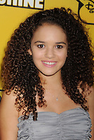 LOS ANGELES, CA - JUNE 05: Madison Pettis attends Disney's 'Let It Shine' Premiere held at The Directors Guild Of America on June 5, 2012 in Los Angeles, California.
