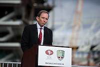 Kraft Bowl 49er Stadium Press Conference, Tuesday, November 20, 2012