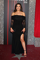 Jasmine Armfield at The British Soap Awards 2019 arrivals. The Lowry, Media City, Salford, Manchester, UK on June 1st 2019<br /> CAP/ROS<br /> ©ROS/Capital Pictures