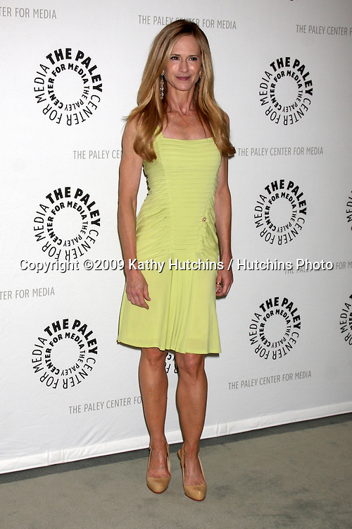 """Holly Hunter arriving at the """"Saving Grace"""" Event at the Paley Center for Media in Beverly Hills , CA on June 13, 2009.  .©2009 Kathy Hutchins / Hutchins Photo"""