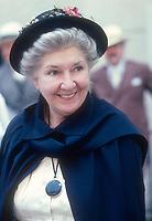 Maureen Stapleton 1985<br /> Photo By Adam Scull/PHOTOlink.net /MediaPunch