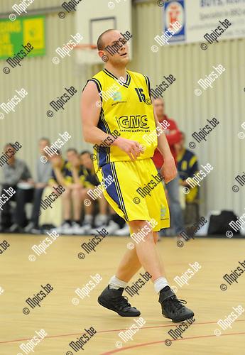 11-11-06 / Basketbal / seizoen 2011-2012 / Okido Arendonk / M Buys..Foto: Mpics