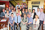 Phil Chambers Bandon (whose family live in Killarney) seated center who celebrated her 60th birthday with her family and friends in Lord Kenmares, Killarney on Saturday night....