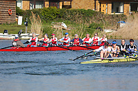 Crew: 103  WRC-WALKER  Wallingford Rowing Club  Mx 8+<br /> <br /> Abingdon Spring Head 2019<br /> <br /> To purchase this photo, or to see pricing information for Prints and Downloads, click the blue 'Add to Cart' button at the top-right of the page.