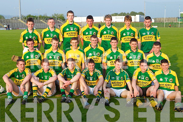 Kerry Minor Hurlers at their Training session at Austin Stack Park on Tuesday Night ahead of their match against Clare.