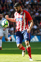 Atletico de Madrid's Diego Costa during La Liga match. April 8,2018. (ALTERPHOTOS/Acero) /NortePhoto NORTEPHOTOMEXICO