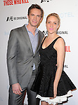 James D'Arcy and Chloe Sevigny attends The Premiere Party for A&E's Those Who Kill and Season 2 of Bates Motel held at Warwick in Hollywood, California on February 26,2014                                                                               © 2014 Hollywood Press Agency