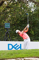 Tommy Fleetwood (ENG) on the 12th during the 3rd round at the WGC Dell Technologies Matchplay championship, Austin Country Club, Austin, Texas, USA. 24/03/2017.<br /> Picture: Golffile | Fran Caffrey<br /> <br /> <br /> All photo usage must carry mandatory copyright credit (&copy; Golffile | Fran Caffrey)