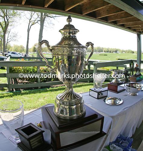 Temple Gwathmey trophy.