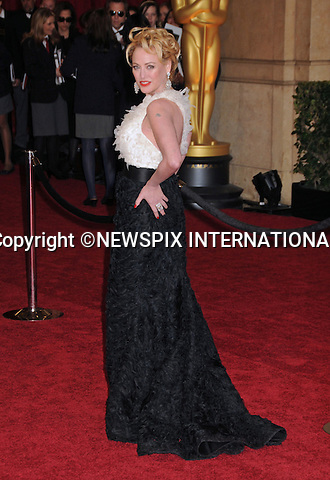 "VIRGINIA MADSEN - Oscars 2011.83rd Academy Awards arrivals, Kodak Theatre, Hollywood, Los Angeles_27/02/2011.Mandatory Photo Credit: ©Phillips-Newspix International..**ALL FEES PAYABLE TO: ""NEWSPIX INTERNATIONAL""**..PHOTO CREDIT MANDATORY!!: NEWSPIX INTERNATIONAL(Failure to credit will incur a surcharge of 100% of reproduction fees)..IMMEDIATE CONFIRMATION OF USAGE REQUIRED:.Newspix International, 31 Chinnery Hill, Bishop's Stortford, ENGLAND CM23 3PS.Tel:+441279 324672  ; Fax: +441279656877.Mobile:  0777568 1153.e-mail: info@newspixinternational.co.uk"