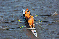 Crew: 274  LEA (M)  Lea RC (J Yapp)  4+ Chall<br /> <br /> Fours Head of the River 2018<br /> <br /> To purchase this photo, or to see pricing information for Prints and Downloads, click the blue 'Add to Cart' button at the top-right of the page.