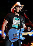 Brad Paisley performs at the Harveys Lake Tahoe Outdoor Arena in Stateline, Nev., on Thursday, June 11, 2015. <br /> Photo by Cathleen Allison/Nevada Photo Source