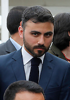 Presentazione dei candidati al consiglio comunale di Napoli del movimento cinque stelle<br /> Alessandro Calabrese