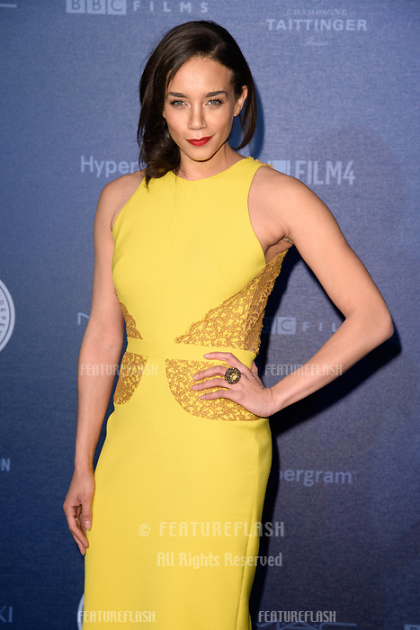 Hannah John Kamen at the British Independent Film Awards 2017 at Old Billingsgate, London, UK. <br /> 10 December  2017<br /> Picture: Steve Vas/Featureflash/SilverHub 0208 004 5359 sales@silverhubmedia.com