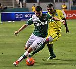 Deportivo Cali venció como local 2-0 a Atlético Nacional. Final ida Liga Águila I-2017.