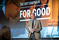 President Jonathan Veitch<br /> Occidental College launched the public phase of the Oxy Campaign For Good, a comprehensive effort to raise $225 million to strengthen its financial aid endowment and academic and co-curricular programs, at a May 18, 2019 Campaign Leadership Summit on the Occidental campus. More than 100 Oxy community members participated, getting a first-hand look at current programs and celebrated what the Campaign means for the future of Oxy.<br /> (Photo by Marc Campos, Occidental College Photographer)