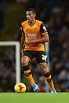 Hull's Isaac Hayden - Manchester City vs Hull City - Capital One Cup - Etihad Stadium - Manchester - 01/12/2015 Pic Philip Oldham/SportImage