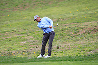 Pablo Larrazabal (ESP) on the 1st fairway during Round 1 of the Open de Espana 2018 at Centro Nacional de Golf on Thursday 12th April 2018.<br /> Picture:  Thos Caffrey / www.golffile.ie<br /> <br /> All photo usage must carry mandatory copyright credit (&copy; Golffile | Thos Caffrey)