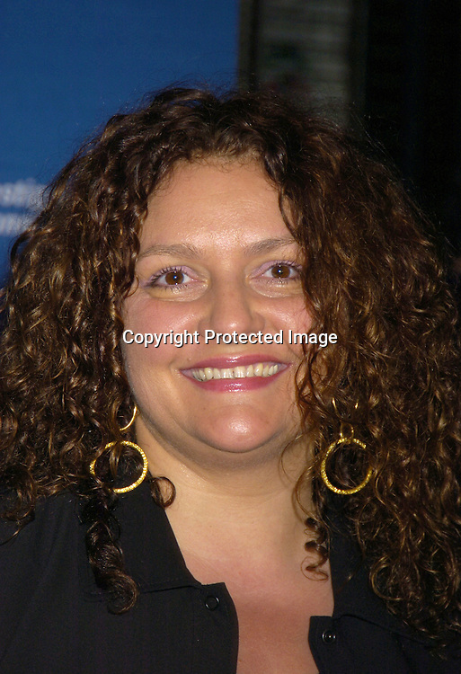 "Aida Turturro ..at The New York Permiere of the Court TV Original Movie   ""The Exonerated"" at The Museum of TV and Radio on ..January 25, 2005. ..Photo by Robin Platzer, Twin Images"