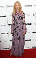 Nicole Kidman at the Glamour Women of the Year Awards at Berkeley Square Gardens, London, England on June 6th 2017<br /> CAP/ROS<br /> &copy; Steve Ross/Capital Pictures /MediaPunch ***NORTH AND SOUTH AMERICAS ONLY***