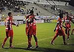 Patriotas venció 2 - 1 a Jaguares de Córdoba en compromiso de la fecha 18 jugado en el estadio La Independencia de Tunja.