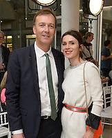 Paul Thompson and Lara Bohinc