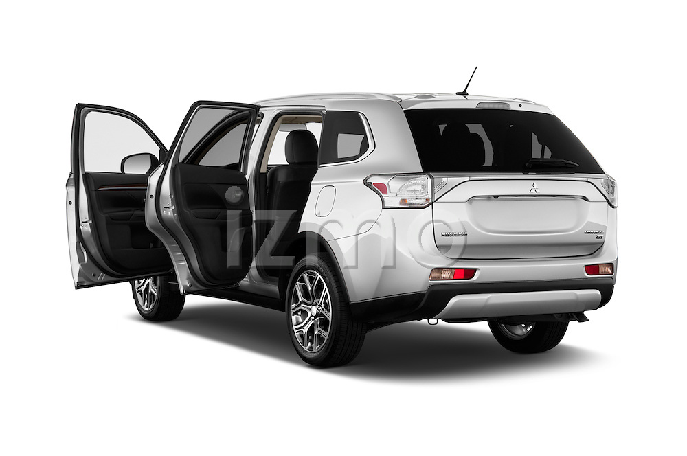 Car images of a 2015 Mitsubishi Outlander GT 4WD 5 Door SUV Doors