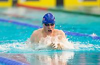 Picture by Allan McKenzie/SWpix.com - 16/12/2017 - Swimming - Swim England Nationals - Swim England Winter Championships - Ponds Forge International Sports Centre, Sheffield, England - Toby Mackay-Champion.