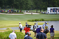 Paul Casey (GBR) leads the pack down 12 during round 2 of the WGC FedEx St. Jude Invitational, TPC Southwind, Memphis, Tennessee, USA. 7/26/2019.<br /> Picture Ken Murray / Golffile.ie<br /> <br /> All photo usage must carry mandatory copyright credit (© Golffile | Ken Murray)
