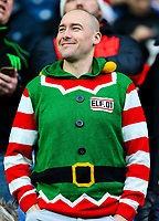Blackburn Rovers fans await kick off<br /> <br /> Photographer Alex Dodd/CameraSport<br /> <br /> The EFL Sky Bet Championship - Blackburn Rovers v Norwich City - Saturday 22nd December 2018 - Ewood Park - Blackburn<br /> <br /> World Copyright © 2018 CameraSport. All rights reserved. 43 Linden Ave. Countesthorpe. Leicester. England. LE8 5PG - Tel: +44 (0) 116 277 4147 - admin@camerasport.com - www.camerasport.com