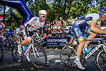 Svein Tuft (CAN) of Orica Greenedge, Vattenfall Cyclassics, Waseberg, Hamburg, Germany, 24 August 2014, Photo by Thomas van Bracht