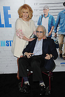 www.acepixs.com<br /> March 30, 2017  New York City<br /> <br /> Ann-Margret and Roger Smith attending the 'Going In Style' New York Premiere at SVA Theatre on March 30, 2017 in New York City.<br /> <br /> Credit: Kristin Callahan/ACE Pictures<br /> <br /> <br /> Tel: 646 769 0430<br /> Email: info@acepixs.com