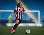 Maddy Cusack of Sheffield Utd during the The FA Women's Championship match at the Proact Stadium, Chesterfield. Picture date: 12th January 2020. Picture credit should read: Simon Bellis/Sportimage