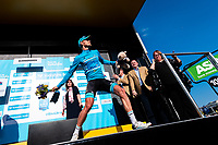 Picture by Alex Whitehead/SWpix.com - 05/05/2018 - Cycling - 2018 Tour de Yorkshire - Stage 3: Richmond to Scarborough - Magnus Cort Nielsen of Astana.