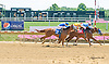 Proud Patriot winning at Delaware Park on 7/25/15