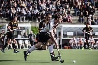 Mens final, North Harbour v Capital.  National Hockey League Finals Day action, National Hockey Stadium, Wellington, New Zealand. Sunday 23 September 2018. Photo: Simon Watts/www.bwmedia.co.nz/Hockey NZ