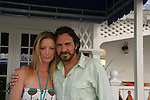 Susan Haskell and Thorsten Kaye at the 11th Annual SWFL SoapFest - A Night of the Stars to benefit Marco Island YMCA, theatre program & Art League of Marco Island on May 2, 2009  at Bistro Soleil at the historic at the Olde Marco Inn, Marco Island, FLA. (Photo by Sue Coflin/Max Photos)