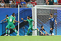 (L to R) Sei Muroya, Tsukasa Shiotani (JPN), AUGUST 4, 2016 - Football / Soccer : Men's First Round Group B between Nigeria 5-4 Japan at Amazonia Arena during the Rio 2016 Olympic Games in Manaus, Brazil. (Photo by YUTAKA/AFLO SPORT)
