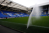2nd December 2017, Goodison Park, Liverpool, England; EPL Premier League football, Everton versus Huddersfield Town; A general view of Everton's Goodison Park ground before today's game