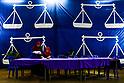 14th general election in Padang Jawa, Malaysia