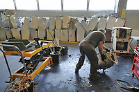 - impianto per il trattamento dei rifiuti elettrici ed elettronici (RAEE)  realizzato dalla società A2A all'interno del carcere di Bollate<br /> <br /> - plant for the treatment of electrical and electronic waste (WEEE) set up by the A2A company inside the Bollate prison