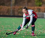TILBURG  - hockey-  Lotte van Dongen (MOP)   tijdens de wedstrijd Were Di-MOP (1-1) in de promotieklasse hockey dames. COPYRIGHT KOEN SUYK
