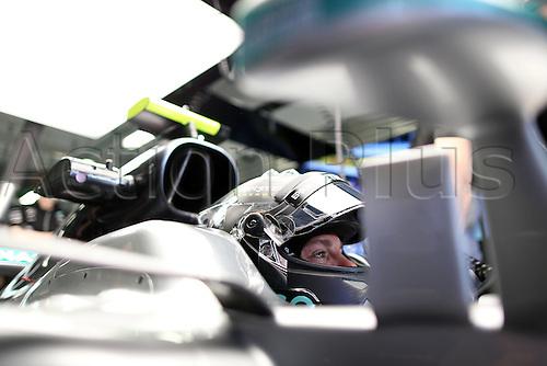 29.04.2016. Sochi, Russia.  FIA Formula 1 Grand Prix of Russia from the Sochi racetrack. Free practise Friday.  6 Nico Rosberg (GER, Mercedes AMG Petronas Formula One Team)