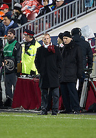21 November 2010: Colorado Rapids coach Gary Smith during the 2010 MLS CUP between the Colorado Rapids and FC Dallas at BMO Field in Toronto, Ontario Canada..The Colorado Rapids won 2-1 in extra time....
