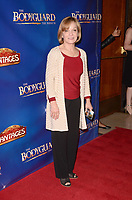 """LOS ANGELES - MAY 2:  Cathy Rigby at the """"The Bodyguard"""" Play Opening at the Pantages Theater on May 2, 2017 in Los Angeles, CA"""